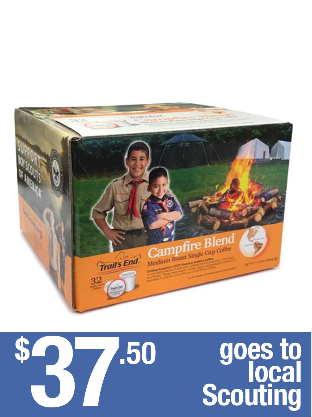 Campfire Blend K-cups - 32 CT