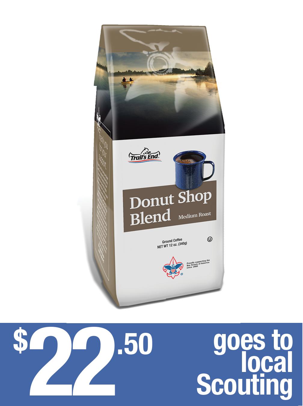 12oz Medium Roast Ground Coffee