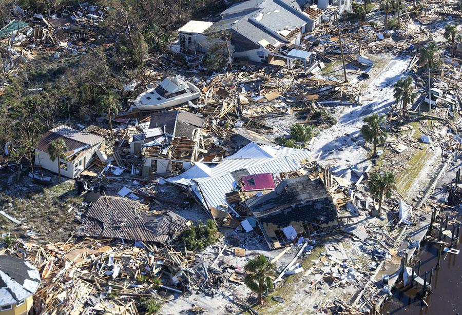 Hurricane Michael Donation