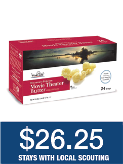 24pk Movie Theater Butter